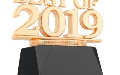 Proud Winners of the 2019 ABIA Best Reception Venue Award