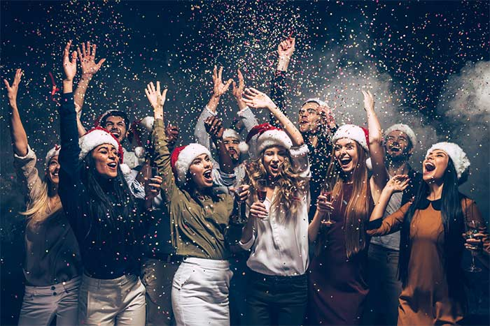 Planning a Christmas Party on a Budget
